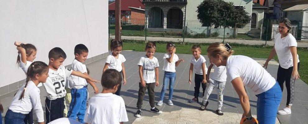 """Obilježen Hrvatski olimpijski dan u PO """"Pirgo"""""""