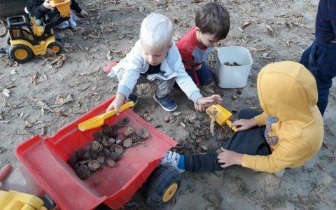 Istraživačke aktivnosti na dječjem igralištu vrtića